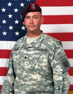 Sgt. Justin Duffy, 3rd Bde. 82nd ABN, KIA Baghdad, Iraq 6-2-09